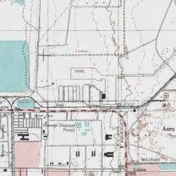 biggs army airfield fort bliss el paso usgs