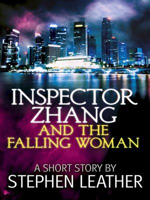 Sour By Zhang Ebook Fiction Novel inspector zhang and the falling a story by
