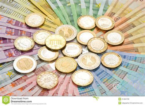 banco de imagenes royalty free moedas e notas de banco imagens de stock royalty