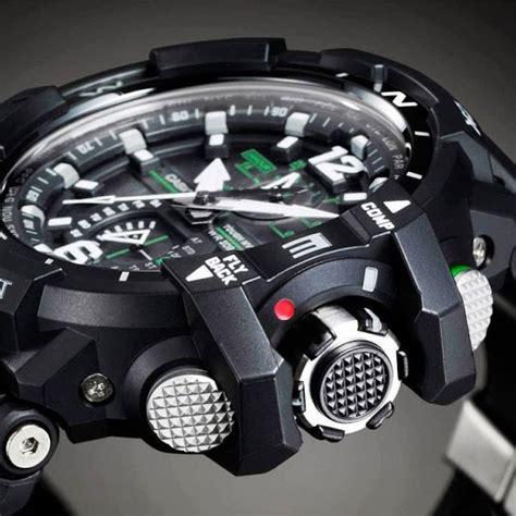 Casio G Shock Gravitymaster Gw A1100 1a Original Garansi Casio 1tahun casio g shock tough solar gw a1100 1a3er kopen watch2day