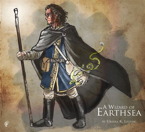 A Wizard Of Earthsea wizard of earthsea book