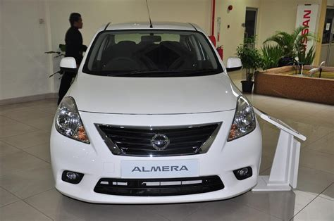 nissan malaysia nissan almera now in malaysia the preview