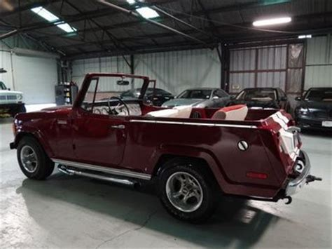 jeep commando custom buy used jeep commando custom in houston united states