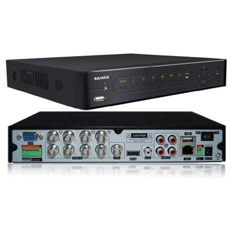 Hdd Dvr Cctv sannce 8ch standalone cctv h 264 realtime hdmi 3g