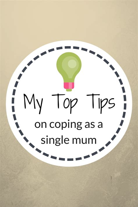 to one coping strategies for a single parent with books my top tips on coping as a single