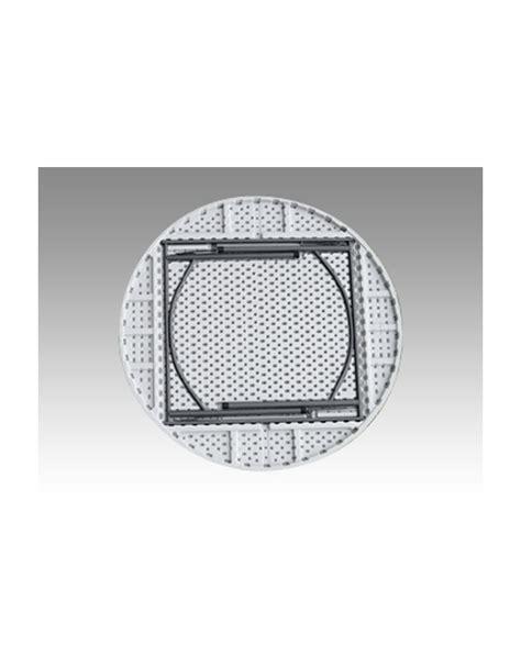 tavolo rotondo pieghevole tavolo rotondo pieghevole in polietilene diametro cm 150
