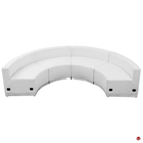 circular bench seating the office leader brato contemporary lounge modular semi