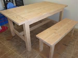 farmhouse bench ana white ana white farmhouse table and bench diy projects