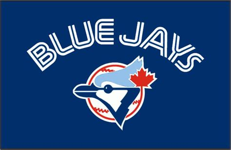 Kaos Toronto Blue Jays Logo 11 toronto blue jays batting practice logo 1982 blue jays