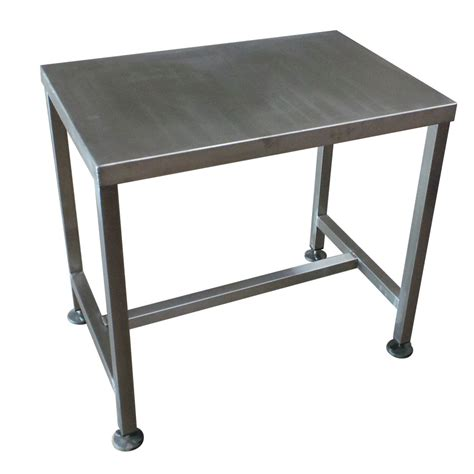 stainless steel packing table l1200 x w600 packing