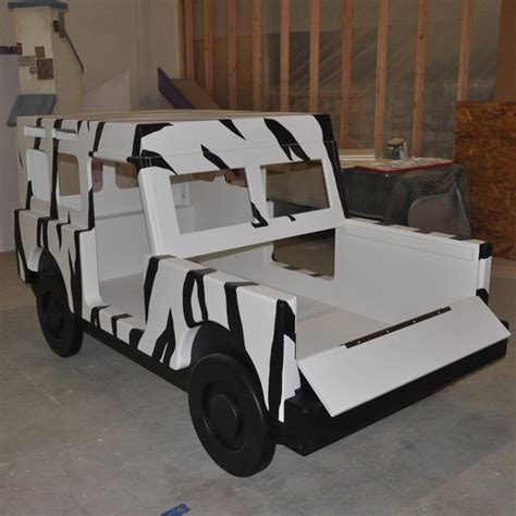 jeep bed plans safari jeep bed designed and built by tanglewood design