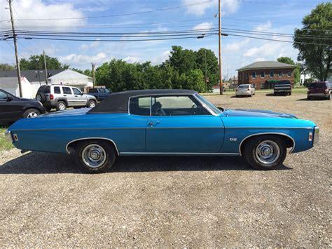 1969 chevy impala ss 427 for sale 1969 chevrolet impala ss 427 454 car
