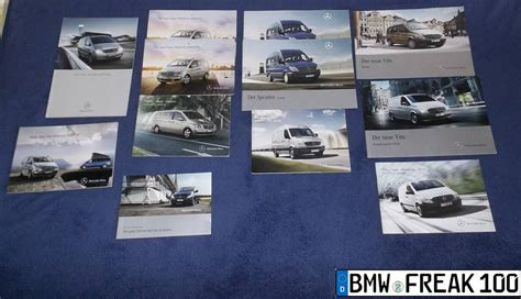 Bmw Motorrad Zubeh R Preisliste 2014 by Mercedes Benz Katalog Prospekt Sammlung Abzugeben Biete