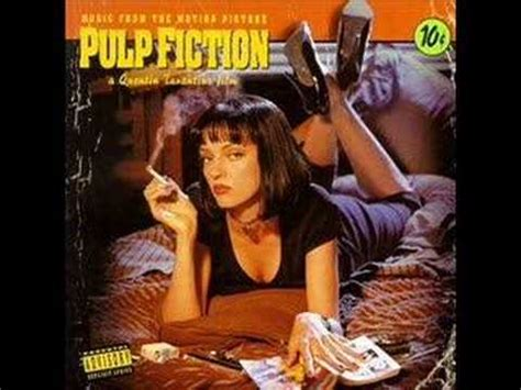 Theme Music Pulp Fiction | pulp fiction opening theme youtube