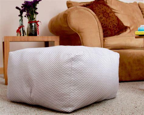 floor pillow poufs diyideacenter