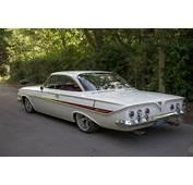 1961 Impala Bubble Top Bubbletop Sport Coupe Low Miles V8
