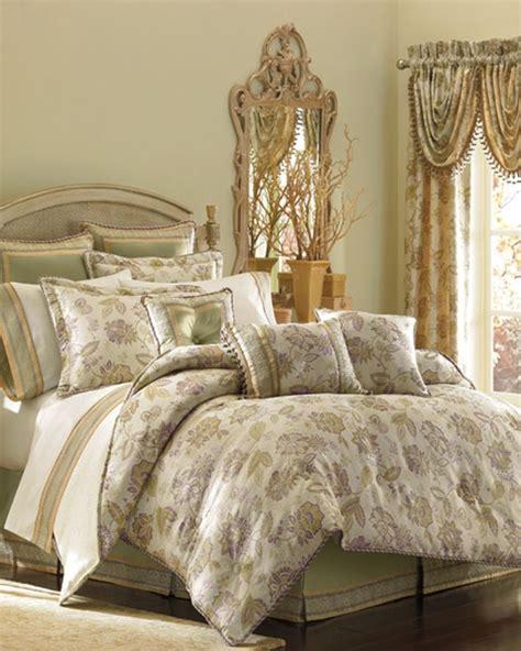 Croscill Townhouse Comforter by Garden Mist Lavender Bedding Ensemble By Croscill