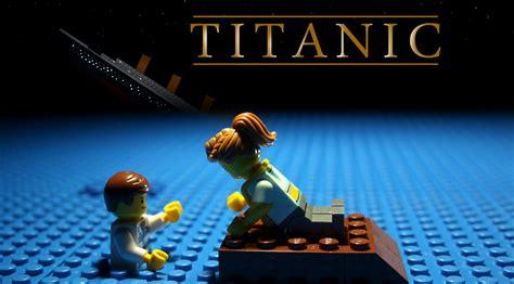 film titanic lego pin lego titanic movie on pinterest