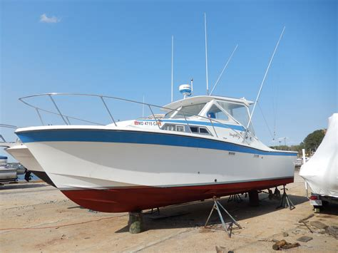 salty dog boat sales 28 uniflite salty dog sportfisher the hull truth