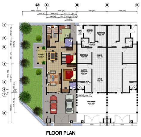 my floor planner taman universiti jaya fasa 2a spnb idaman sdn bhd