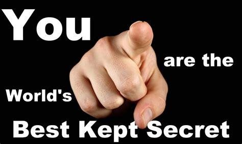 Best Kept Secrets the world s best kept secret david m masters