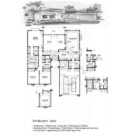 sun city west alpine 93 model floor plan sun city summerlin las vegas real estate homes in sun