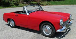 Healey Sprite 1966 1966 Healey Sprite Connors Motorcar Company