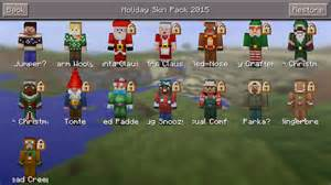 Names minecraft brings some holiday spirit to your character skin