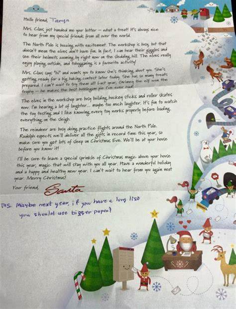letter to santa template canada post blackburnnews com letter to santa turns sour