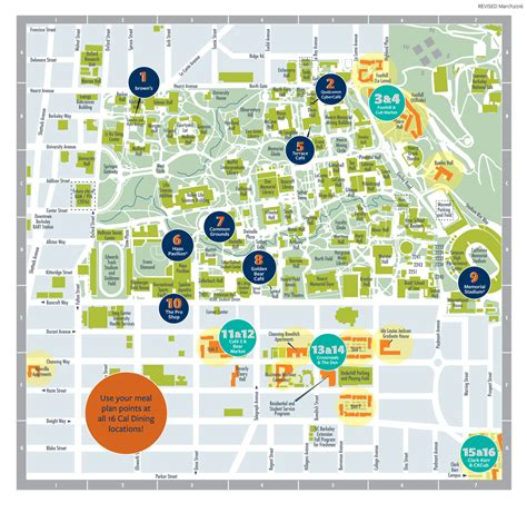 berkeley map map caldining