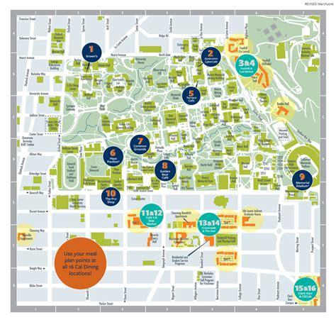 map berkeley map caldining