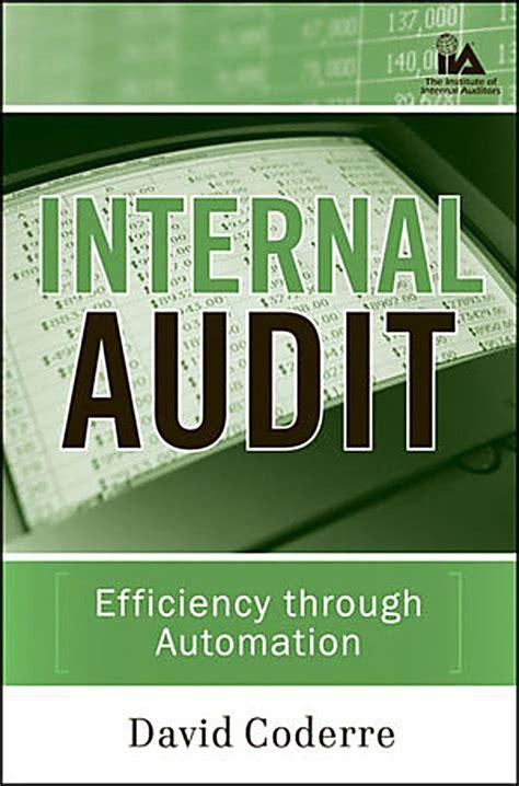 Ebook8 Audit iia institute of auditors series audit