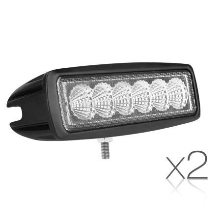 6in Led Light Bar 6 Inch Led Light Bar Work L 18w Sales