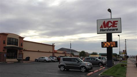 Ace Hardware Utah | man taken to hospital after fall from hardware store roof