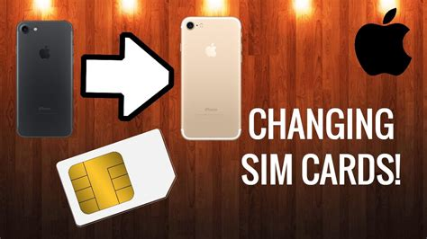 how to take out replace apple iphone 7 6s 6 5 5s sim card easy fast