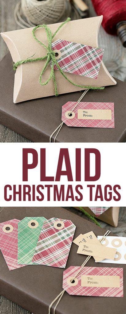 extra large printable christmas tags plaid printable christmas gift tags live laugh rowe