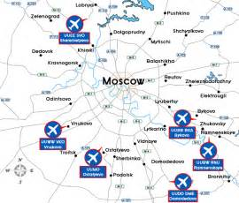 map of moscow airports ab corporate aviation