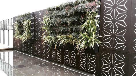 Vertical Gardens Australia Vertical Gardens Australia Decorative Outdoor Screens
