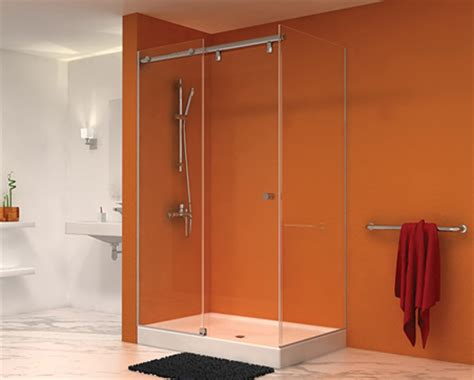 Crl Shower Doors Crl Hydroslide Sliding Shower Doors