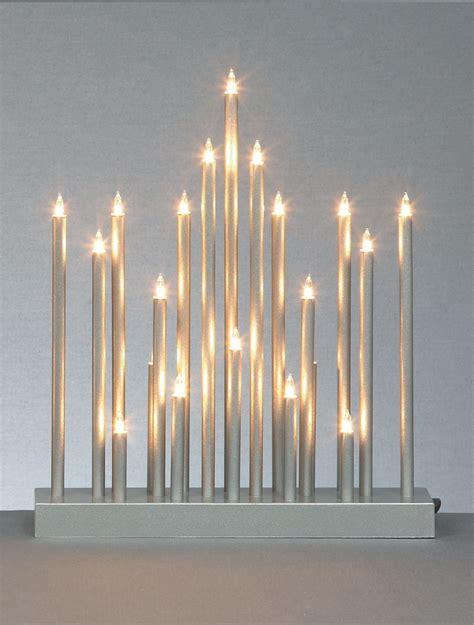 candle bridge lights 33cm 20 light bulb led candlebridge