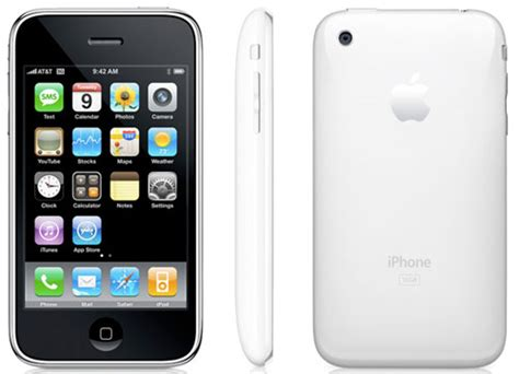 globalectric apple iphone gs  gb white unlocked   box