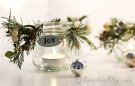 christmas decorating ideas for glass jars all ideas