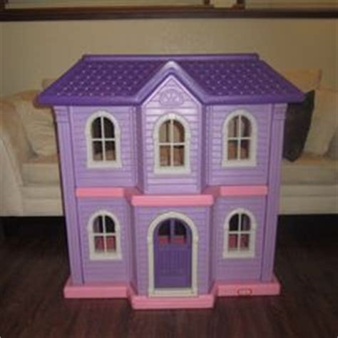 my size doll house barbie my size barbie and little tikes house on pinterest