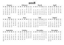 Calendar 2018 Customizable 2018 Calendar Templates 2018 Monthly Yearly