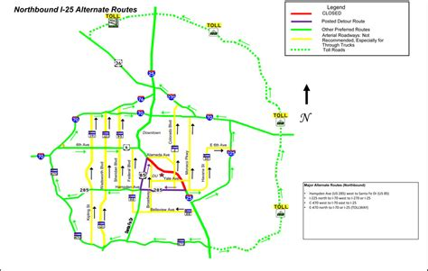 denver traffic map road closures for wednesday s presidential debate in denver kunc