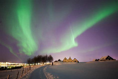 iceland northern lights winter iceland s northern lights winter wonders wexas travel