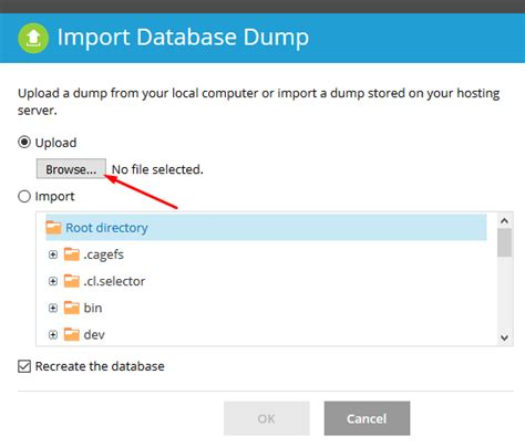 membuat database di account hosting 3 rumahweb s news cara import database di wordpress hosting rumahweb s