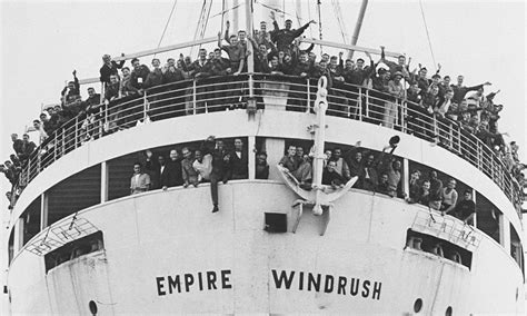 This Day this day in history empire windrush caribbean news