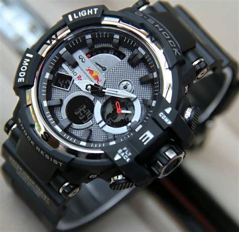 Harga Jam Tangan Merk G Shock Protection jual jam tangan g shock gwa redbull silver white