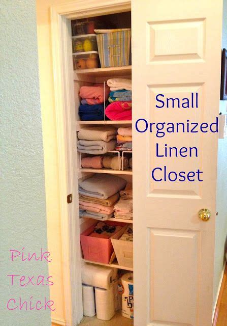 Small Bathroom Closet by 17 Best Ideas About Small Linen Closets On